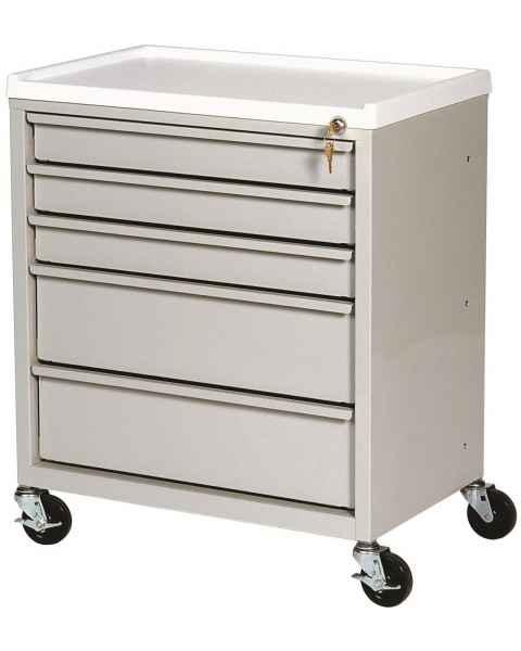 ETC Line Treatment Cart - Five Drawer