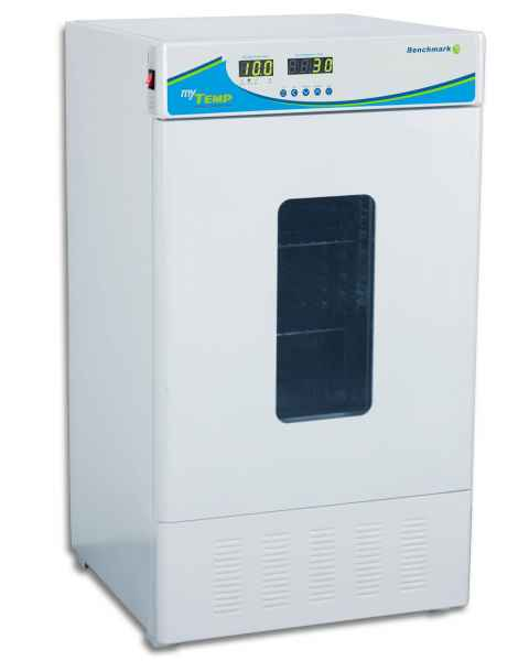 MyTemp 65HC Digital Incubator, with heating and cooling 115V