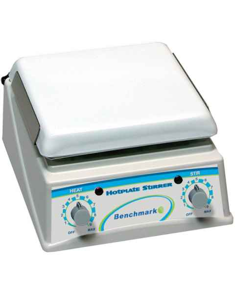 "Hotplate Magnetic Stirrer 7.5"" x 7.5"""
