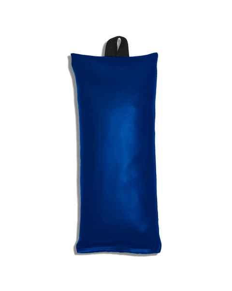 Blue Heavy-Gauge Vinyl Sandbag with Standard Handle