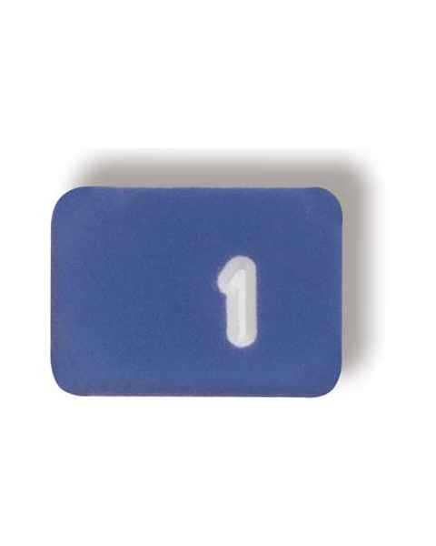 "High KvP Marker - 1 Digit (1/2"" High)"