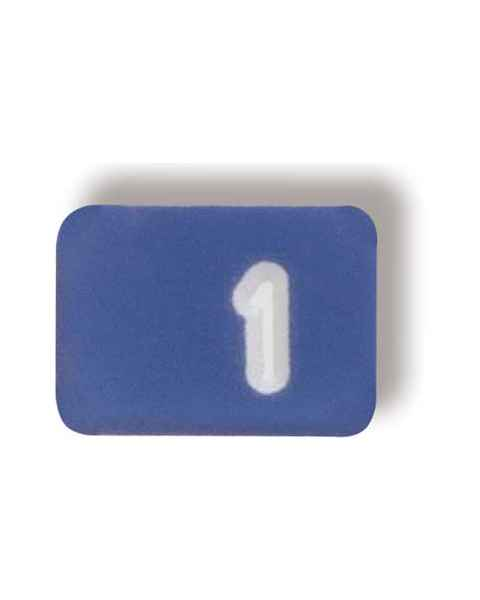 "High KvP Marker - 1 Digit (3/4"" High)"