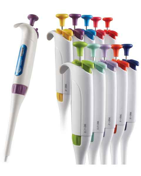 Pearl Adjustable Volume Pipettes - Single Channel