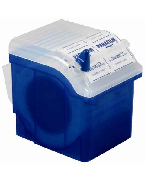 Parafilm® Dispenser - ABS Plastic, Blue