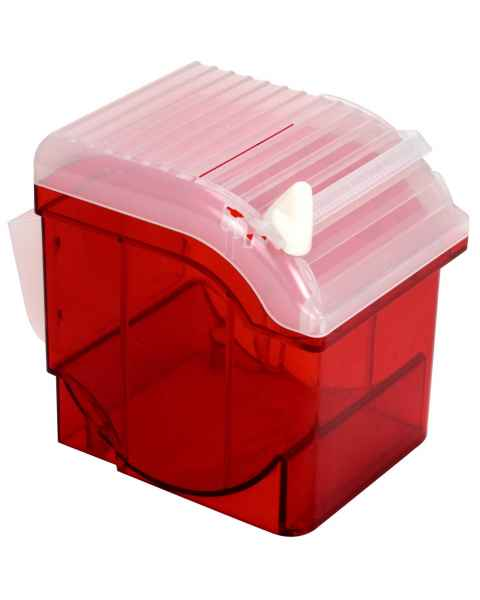 ABS Plastic Parafilm Safety Dispenser - Red