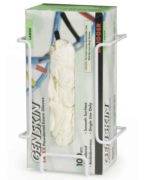 1-Box Wire Glove Box Holder
