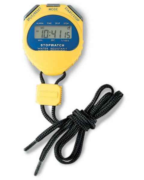 Lab Alert® Multi-Function Stopwatch