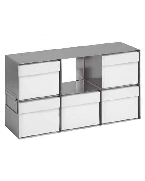 True North® 2x3 Upright Freezer Rack