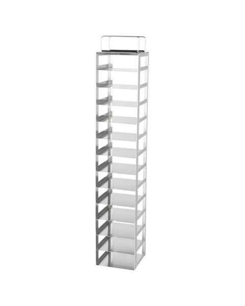 "Heathrow HS2862AE Chest Freezer Rack, 13x1 Configuration, for 2"" Boxes"