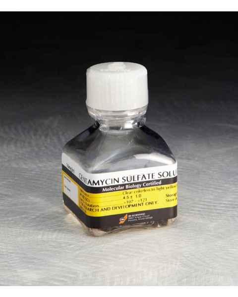 IBI Gentamycin Sulfate Solution 20mL - Tissue Culture Grade