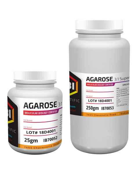 IBI Molecular Biology Grade Agarose 3:1 Super Sieve