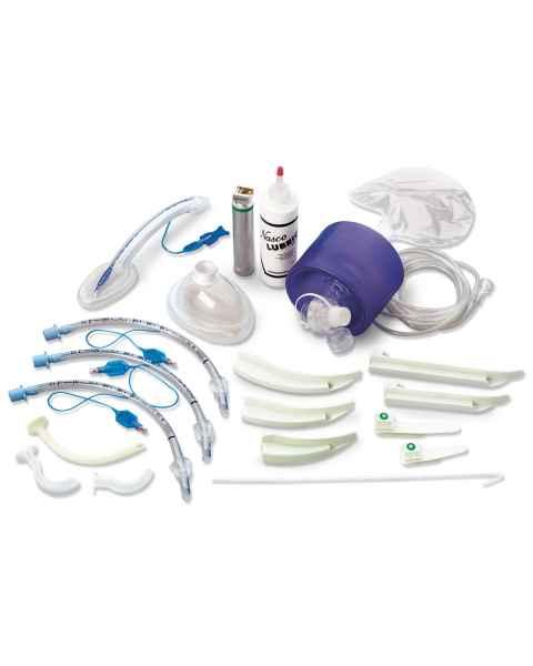 Airway Management Kit, Complete Adult Airway Kit
