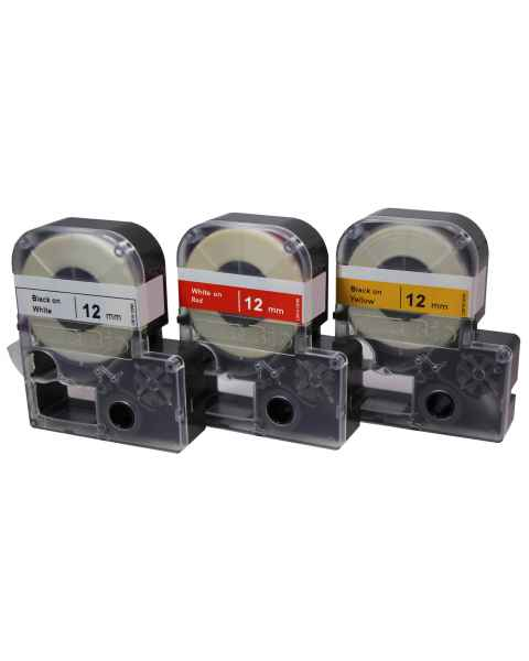 Replacement Cassettes for MTC Bio Label Printer L3000 & L9010