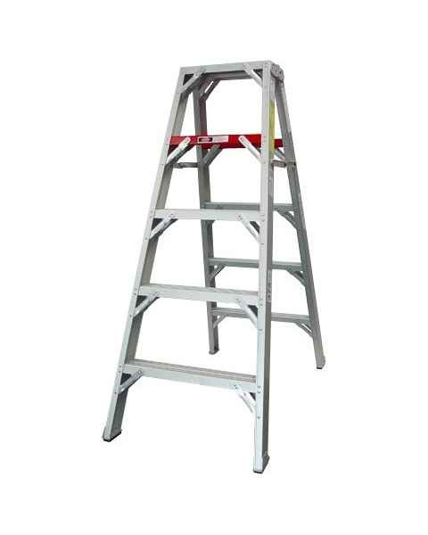 MRI Non-Magnetic Double Sided Aluminum Ladder