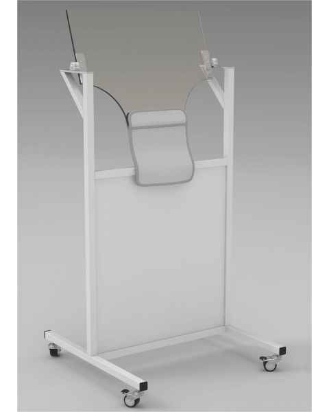 Phillips Safety LB-8060 Interventional X-Ray Mobile Lead Barrier