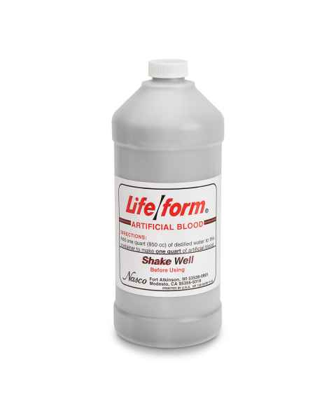 Life/form Arterial Blood - 1 Quart