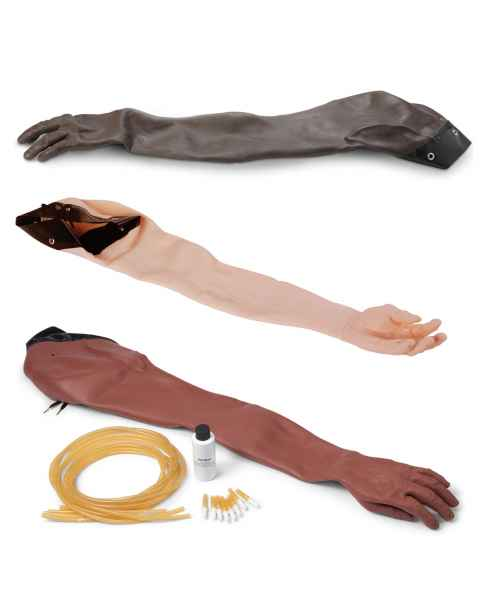 Life/form Advanced Venipuncture and Injection Arm: Skin and Vein Replacement Kits