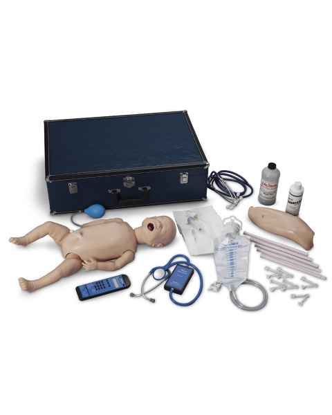 ife/form Infant Auscultation Trainer with Airway Management