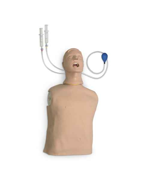 Life/form Advanced Airway Larry Airway Management Trainer Torso