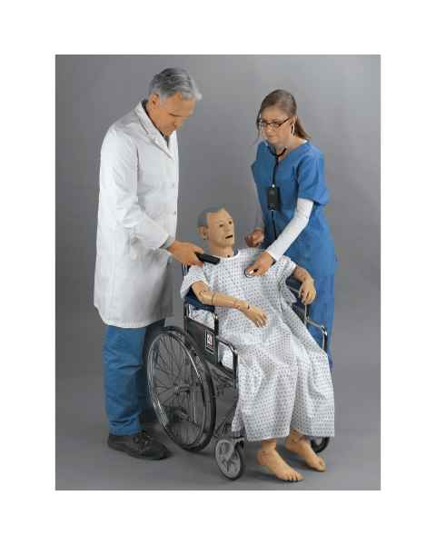 Life/form Advanced GERi Auscultation Manikin - Light