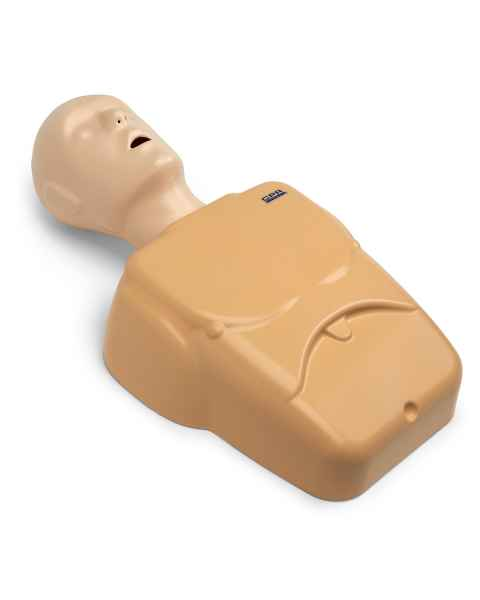 CPR Prompt TMAN 1 Adult/Child Single Manikin - Tan