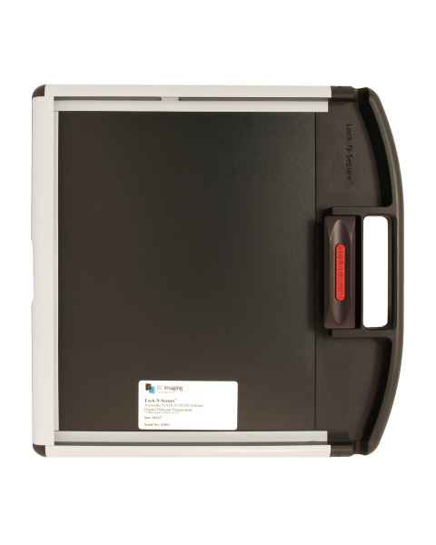 """10"""" x 12"""" Lock-N-Secure DR Panel Protector, Without Grid, With Long Dimension Side Handle and Carbon Fiber Insert"""