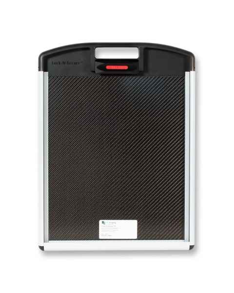 """Lock-N-Secure DR Panel Protector Without Grid - 14"""" x 17"""" with Short Dimension Top Handle, Carbon Fiber Insert"""