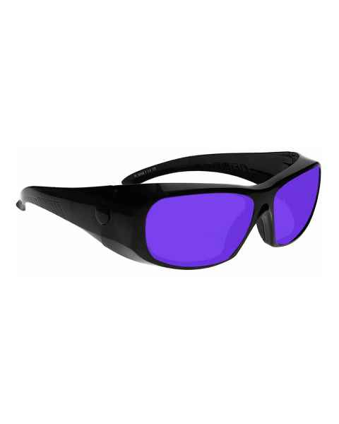 Dye Diode and HeNe Ruby Laser Safety Glasses - Model 1375