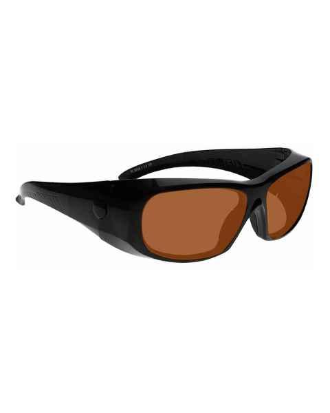 Multiwave YAG Harmonics Alexandrite Diode Laser Safety Glasses - Model 1375
