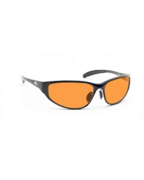 LSS-PSPBG-533-BK Laser Strike Blue/Green Beam Reduction Glasses - Model 533 - Black Frame