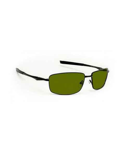 LSS-PSPBG-116-BK Laser Strike Blue/Green/Red Beam Reduction Glasses - Model 116 - Black Frame