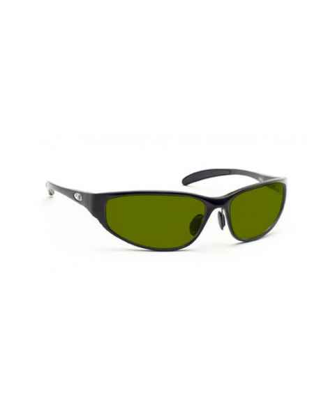 LSS-PSPBGR-533-BK Laser Strike Blue/Green/Red Beam Reduction Glasses - Model 533 - Black Frame