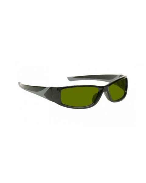 LSS-PSPBGR-808-BK Laser Strike Blue/Green/Red Beam Reduction Glasses - Model 808 - Black Frame