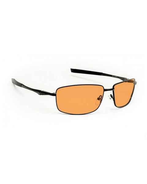 LSS-PSPG-116 Laser Strike Green Beam Reduction Glasses - Model 116 - Black Frame