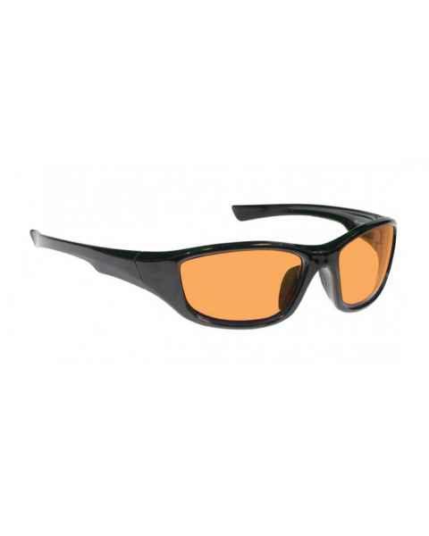 LSS-PSPG-703-BK Laser Strike Green Beam Reduction Glasses - Model 703