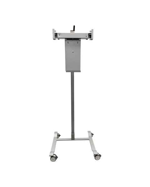 Techno-Aide MCH-33C Mobile CR/DR Panel Holder with Tilt & Rotate Head, Horizontal Clamp Adjustment
