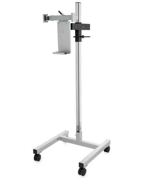 Mobile Holder for CR/Film Image Receptors with Extension Arm Tilt & Rotate