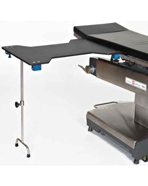 Hourglass Carbon Fiber Arm & Hand Surgery Table