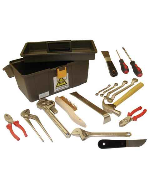 MR-Conditional 17-Piece Tool Box