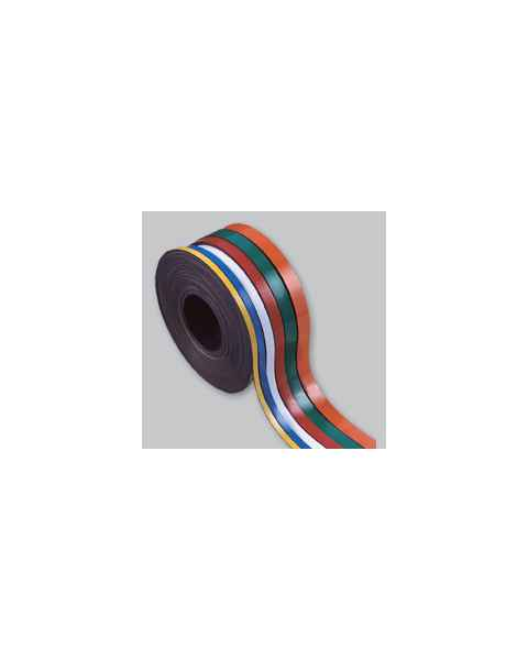"Magnetic Ribbon Strip Rolls - 3/8"" H"