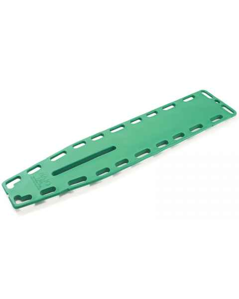 "Ferno NAJO Lite 16"" Wide HDPE Backboard with No Pins"