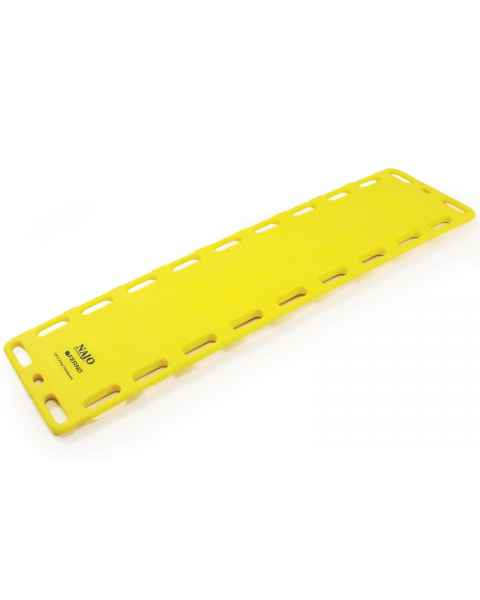 "Ferno NAJO RediWide 18"" Wide HDPE Backboard without Pins"