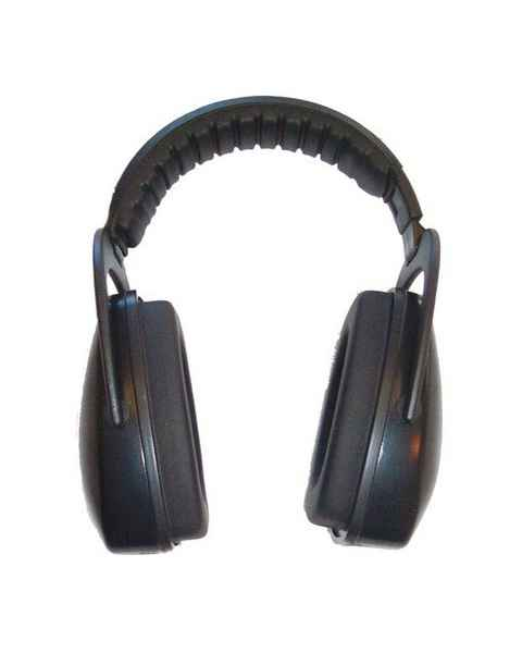 MRI-Safe Slimline Cordless Noise Guard Headset
