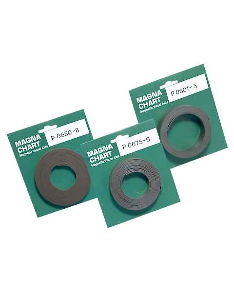 Plain Magnetic Rolls