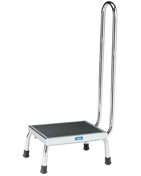 Pedigo Step Stool With Handrail