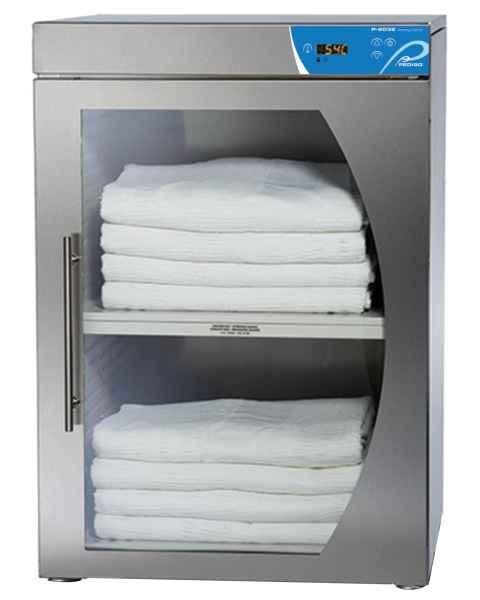 Pedigo Blanket Warming Cabinet - 7.5 Cubic Feet Compartment - Window Glass Door