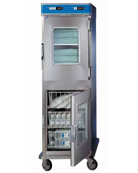 Pedigo Combination Blanket & Solution Warming Cabinet
