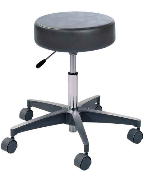 Pedigo Hand Pneumatic Height Adjustment and Aluminum Base Exam Stools
