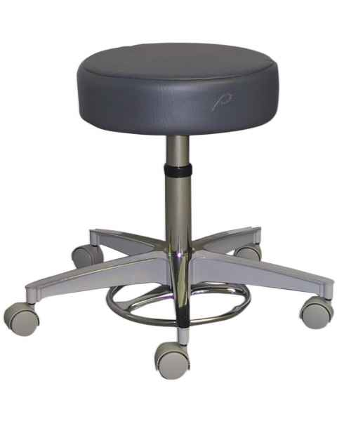 Pedigo Foot Operated Pneumatic Stool Without Backrest