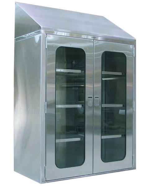 Pedigo Free Standing Sloped Top Operating Room Cabinets